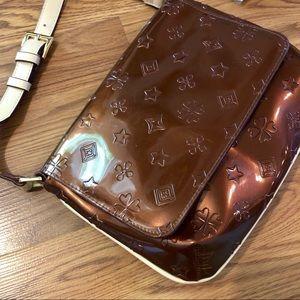 NWT Embossed BONGO Bag